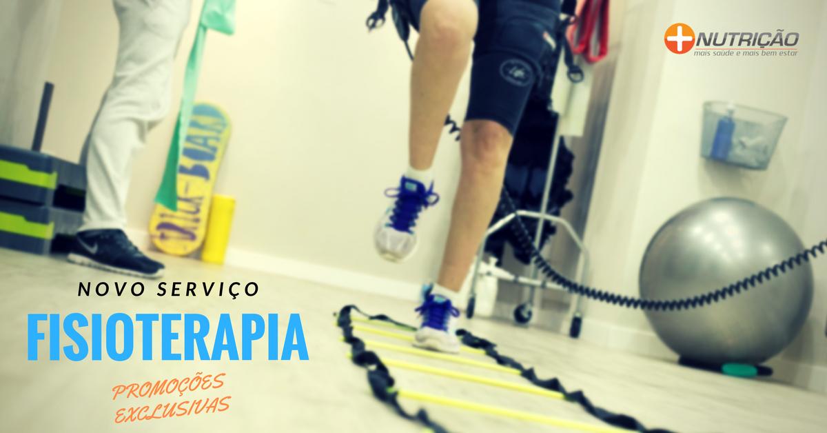 NOVO Serviço de Fisioterapia